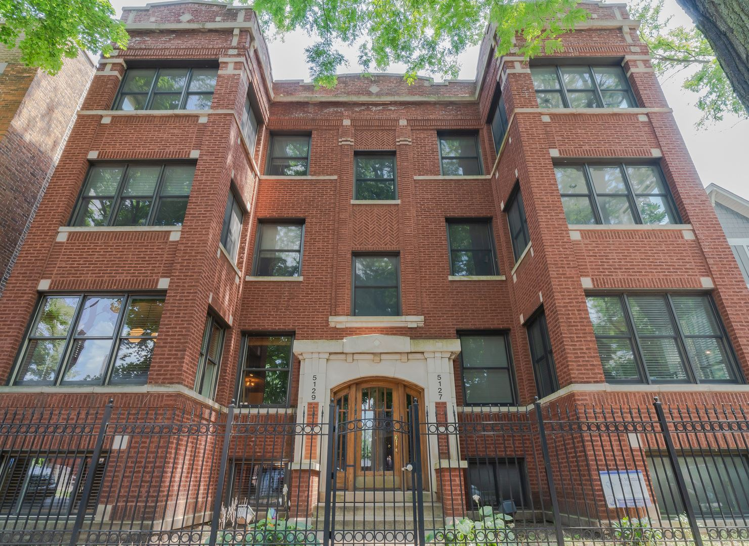 5127 N Wolcott Avenue #1S, Chicago, IL 60640 - #: 10771490