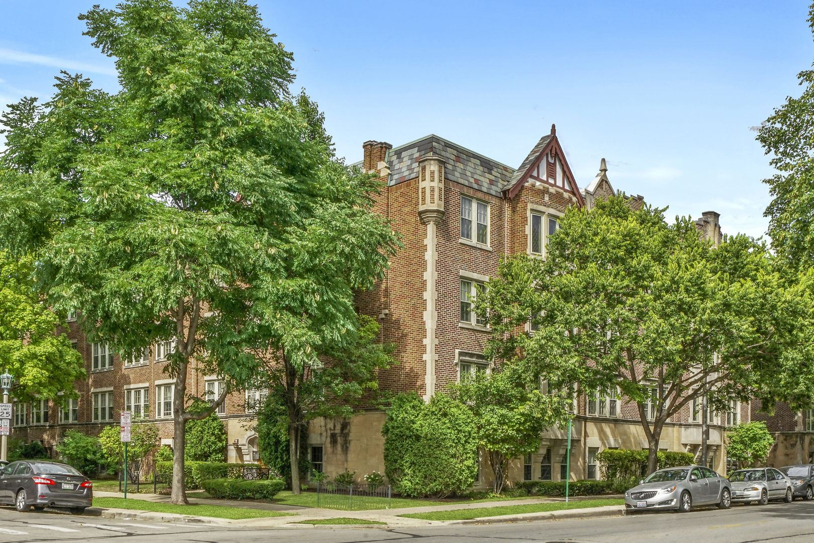 344 S MAPLE Avenue #3B, Oak Park, IL 60302 - #: 10805490