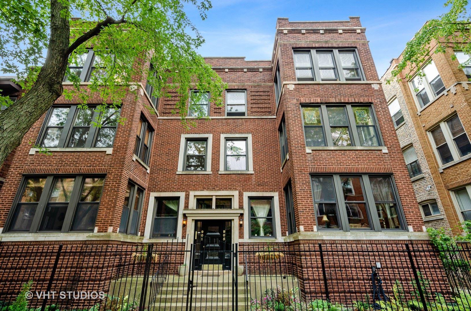 901 W Margate Terrace #3E, Chicago, IL 60640 - #: 11237490