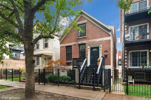 Photo of 2314 N Hamilton Avenue, Chicago, IL 60647 (MLS # 11225491)