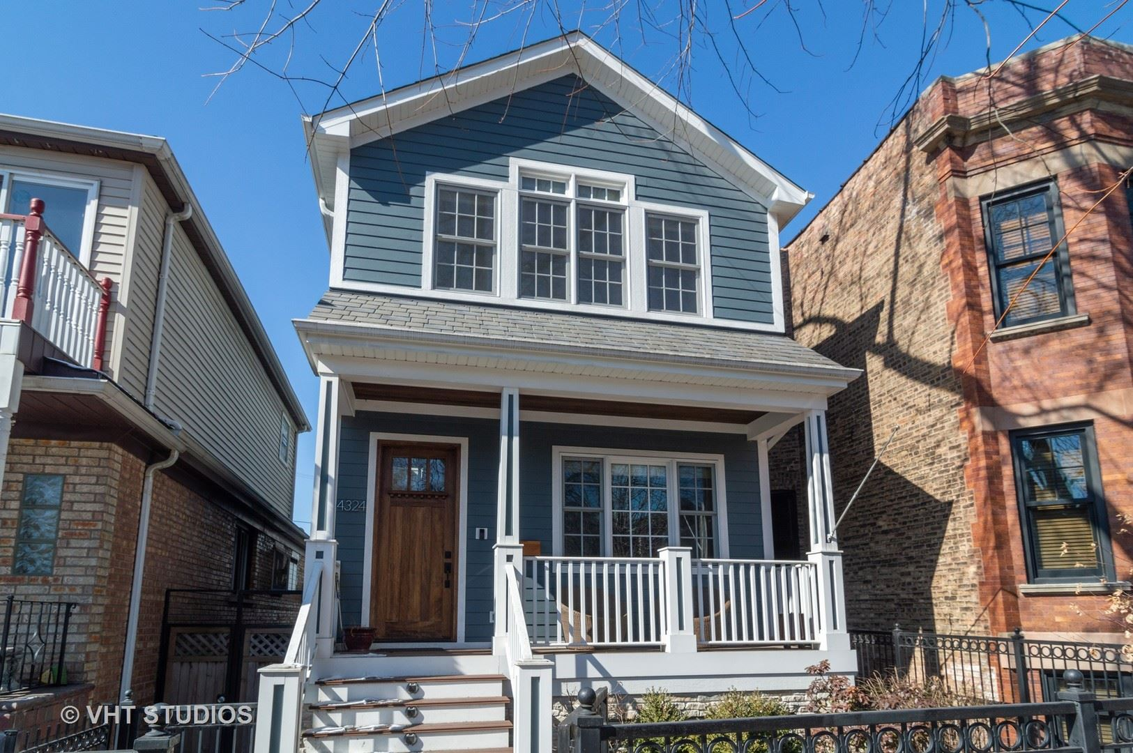 4324 N Claremont Avenue, Chicago, IL 60618 - #: 10655491