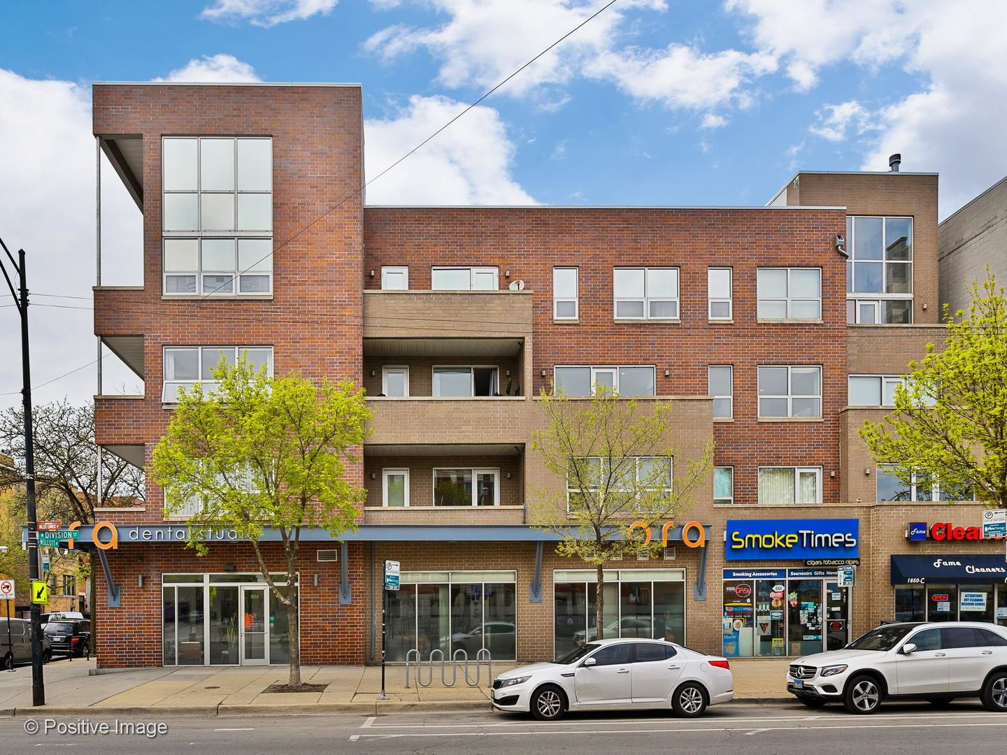 1850 W Division Street #3B, Chicago, IL 60622 - #: 10720491