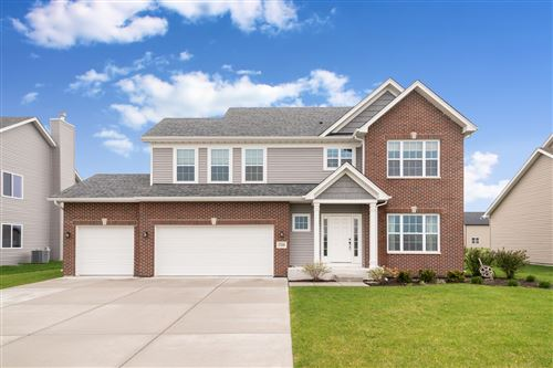 Photo of 27406 Deer Hollow Lane, Channahon, IL 60410 (MLS # 10698492)