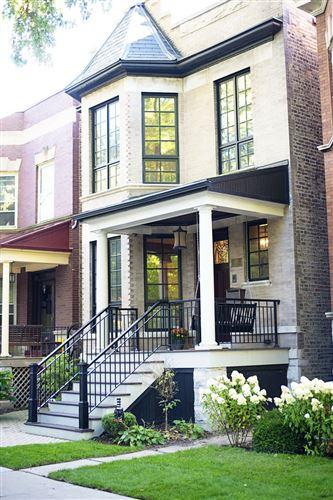 Photo of 2111 W Grace Street, Chicago, IL 60618 (MLS # 11045492)