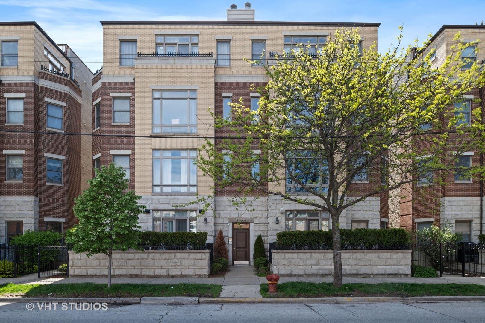 3432 N ASHLAND Avenue #3N, Chicago, IL 60657 - #: 10725492