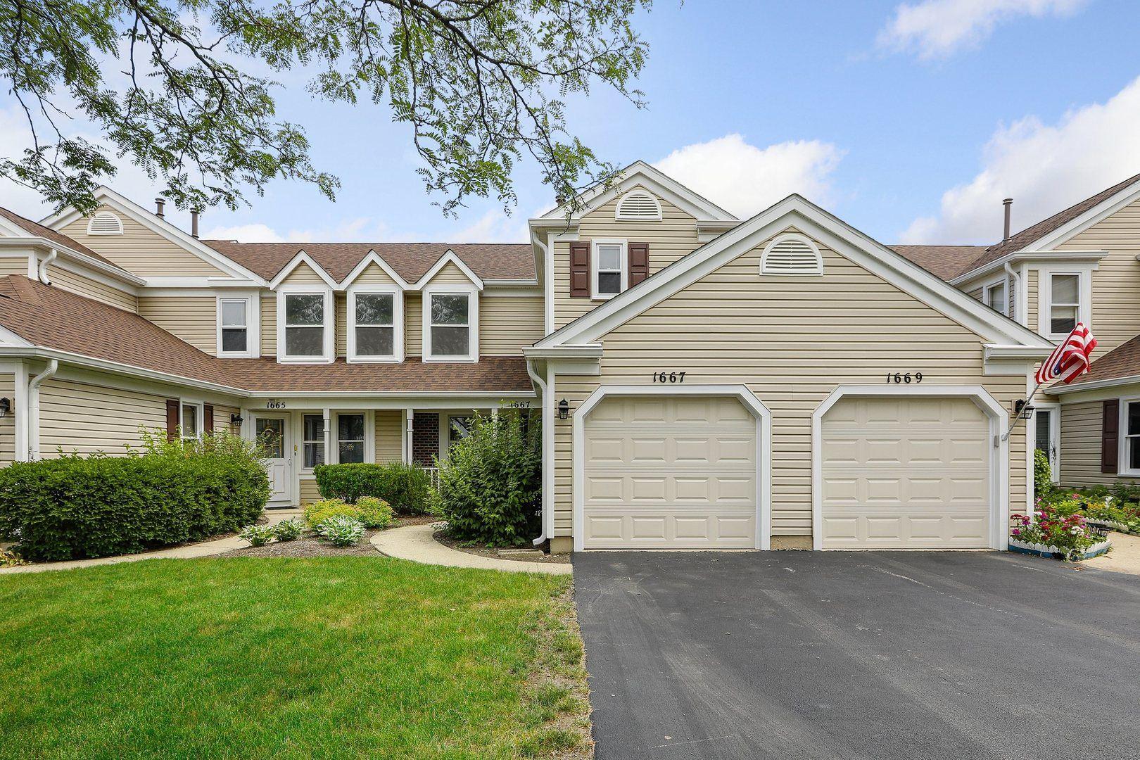 1667 Vermont Drive, Elk Grove Village, IL 60007 - #: 10747492