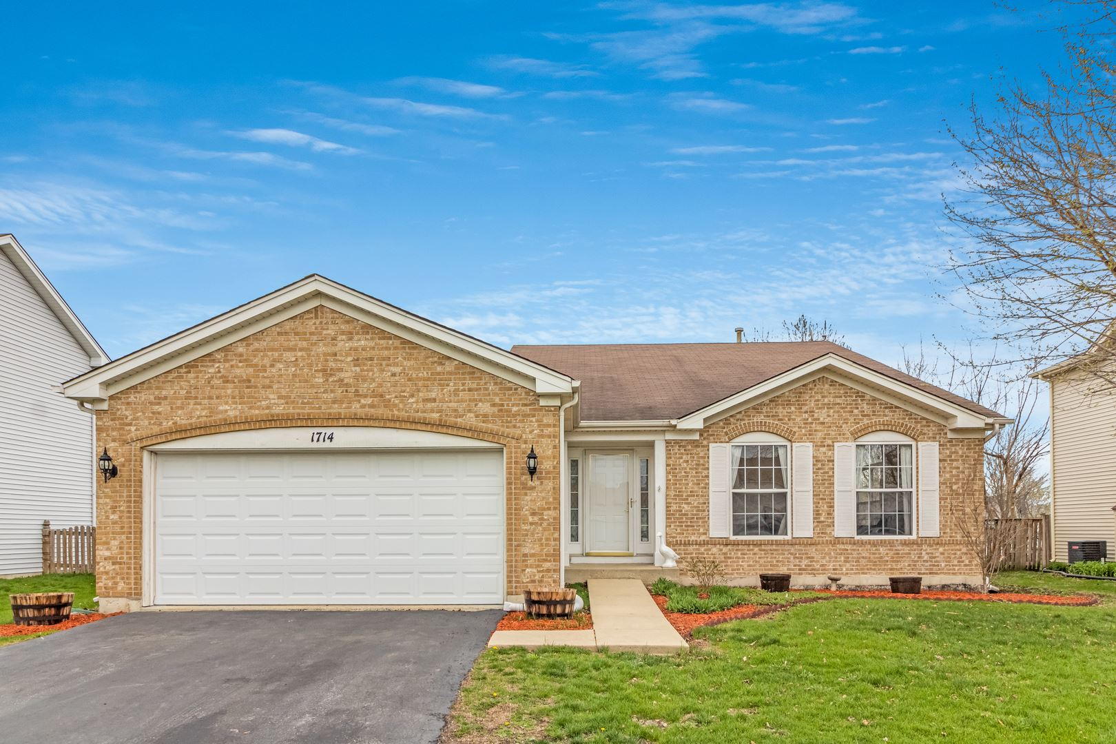 Photo of 1714 Courtwright Drive, Plainfield, IL 60586 (MLS # 11053492)