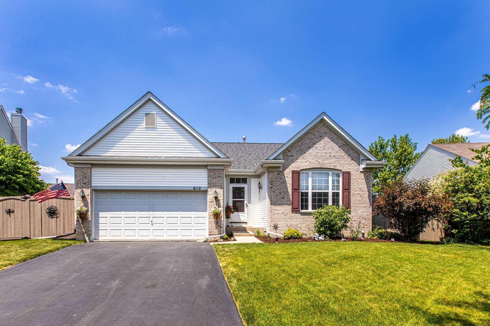 612 Cameron Drive, Antioch, IL 60002 - #: 10752493