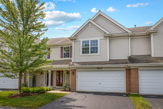 5622 Wildspring Drive #5622, Lake in the Hills, IL 60156 - #: 10776493