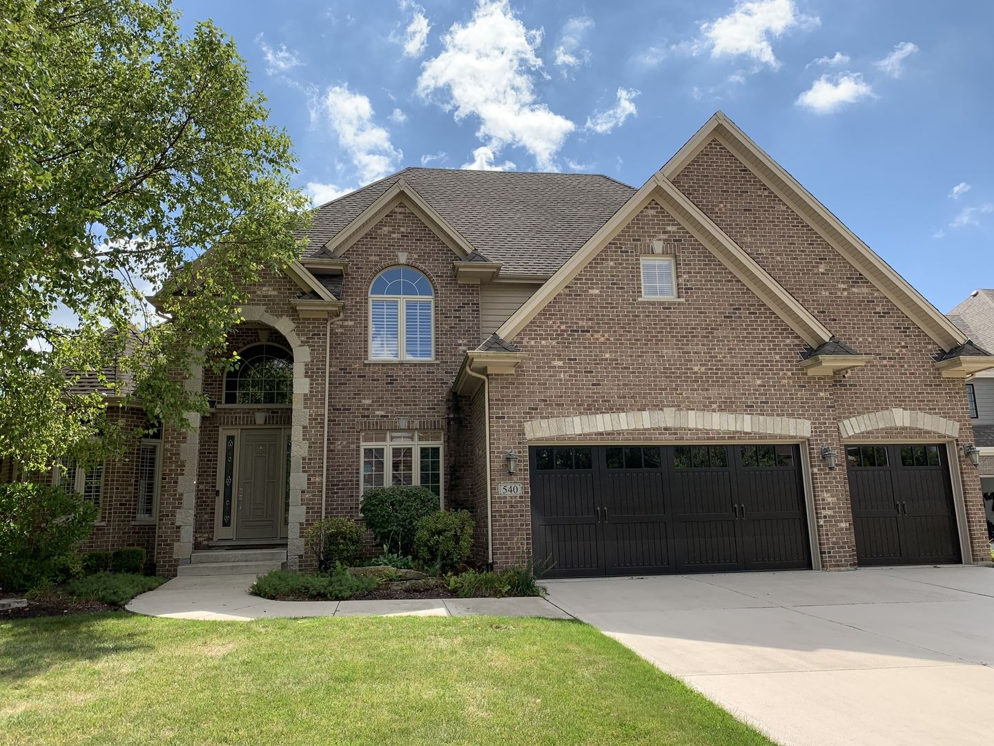 540 Eagle Brook Lane, Naperville, IL 60565 - #: 10766494