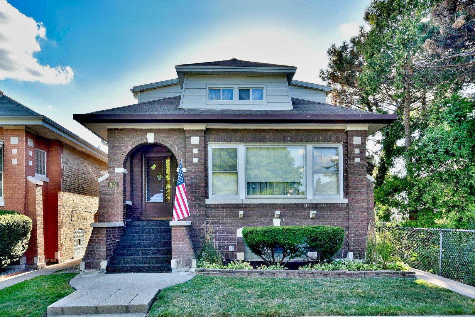 3126 N Natoma Avenue, Chicago, IL 60634 - MLS#: 10799494