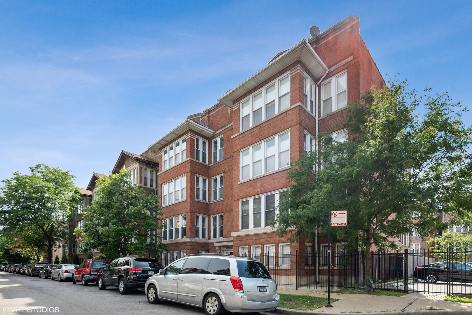 4718 S Ingleside Avenue #1S, Chicago, IL 60615 - #: 10791495