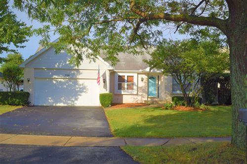 Photo of 230 Deerpath Drive, Oswego, IL 60543 (MLS # 10813496)