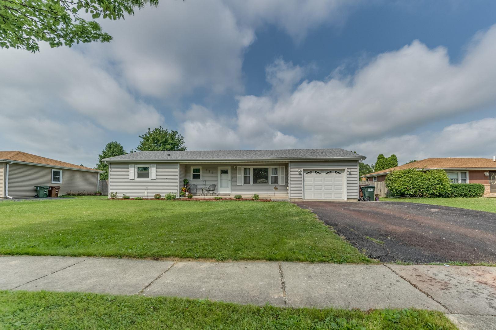 713 S Cooper Road, New Lenox, IL 60451 - #: 11187497