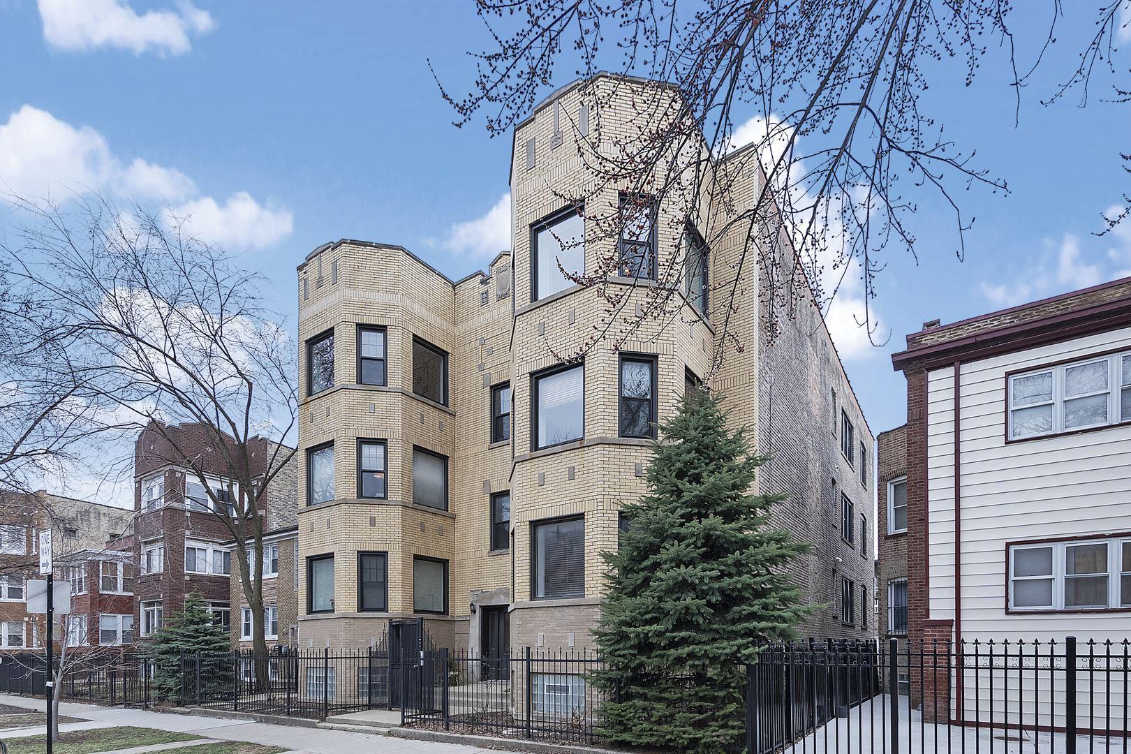 4830 N Albany Avenue #3N, Chicago, IL 60625 - #: 10673498