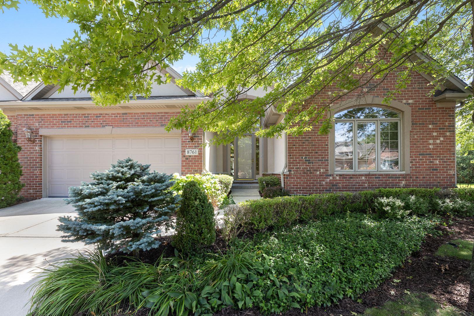 8761 BERKLEY Court, Orland Park, IL 60462 - #: 10801498