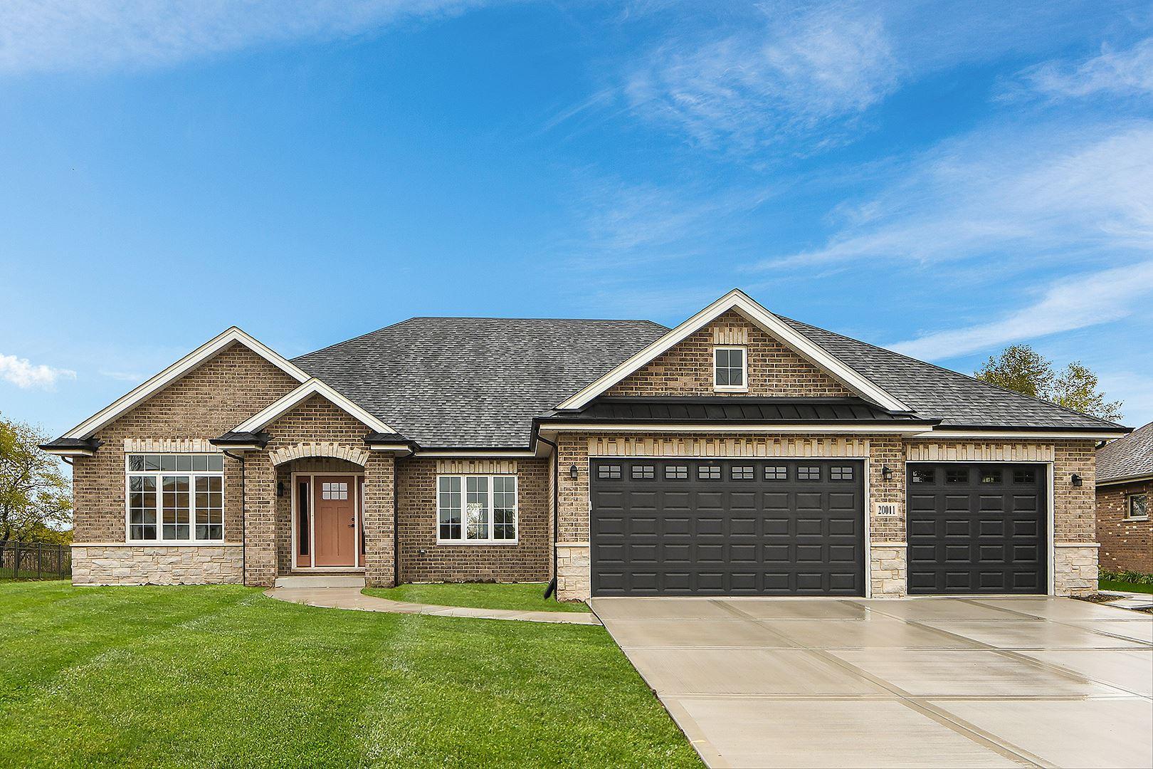 20011 Aine Drive, Frankfort, IL 60423 - MLS#: 11095498