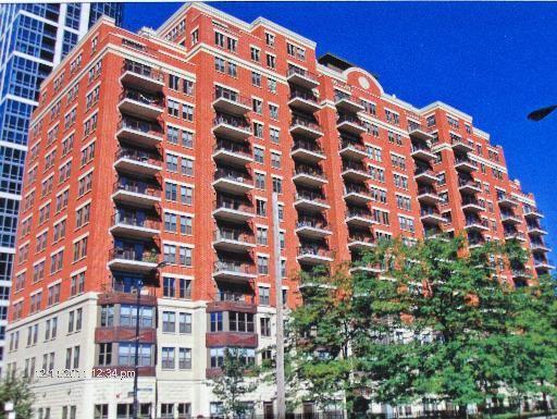 1250 S INDIANA Avenue #604, Chicago, IL 60605 - #: 11118498