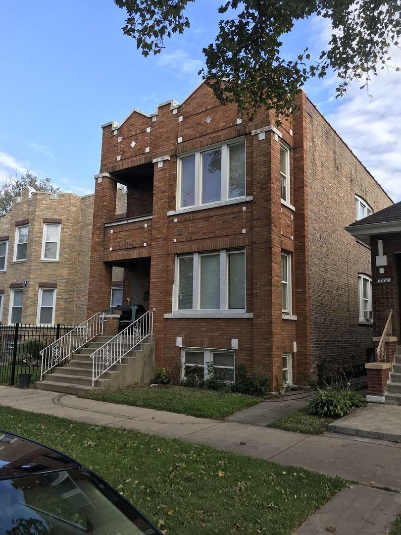 6605 S Fairfield Avenue, Chicago, IL 60629 - #: 10639499