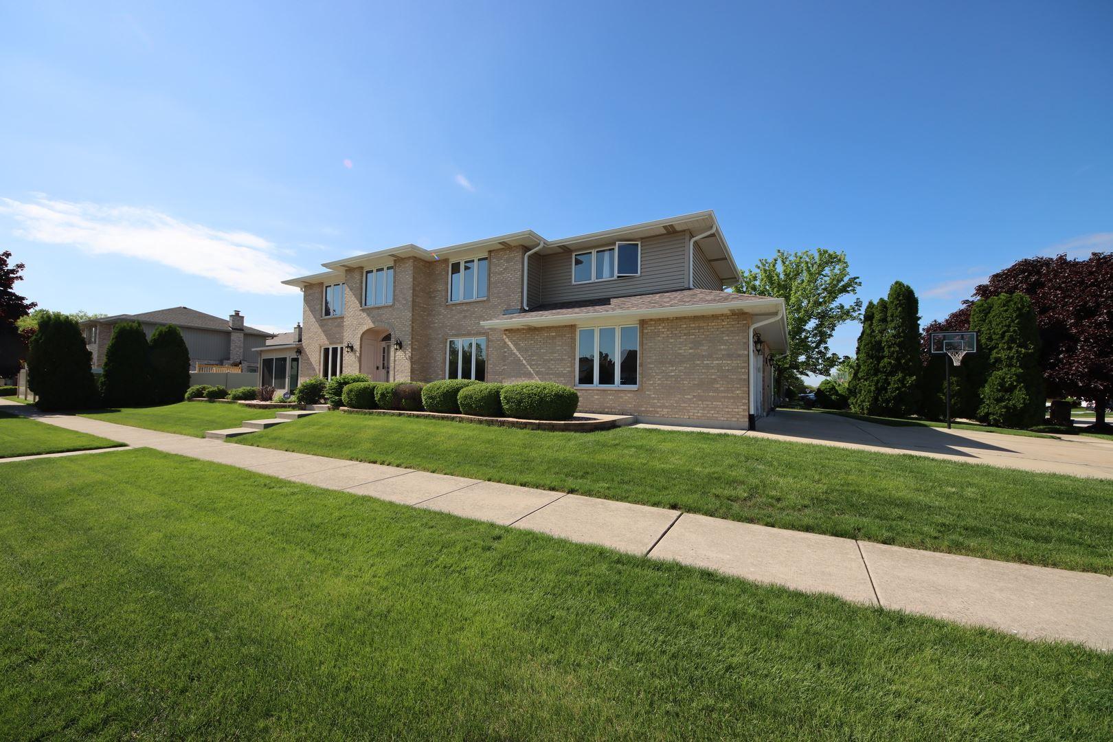 10844 Lorel Avenue, Oak Lawn, IL 60453 - #: 10724500