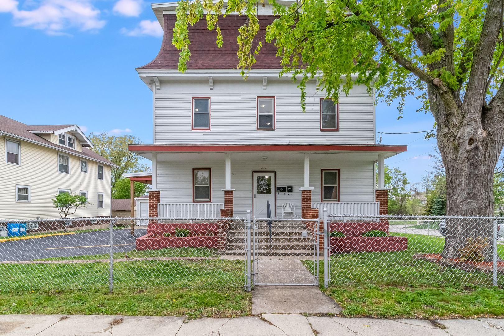 Photo of 101 S Eastern Avenue, Joliet, IL 60433 (MLS # 11077500)