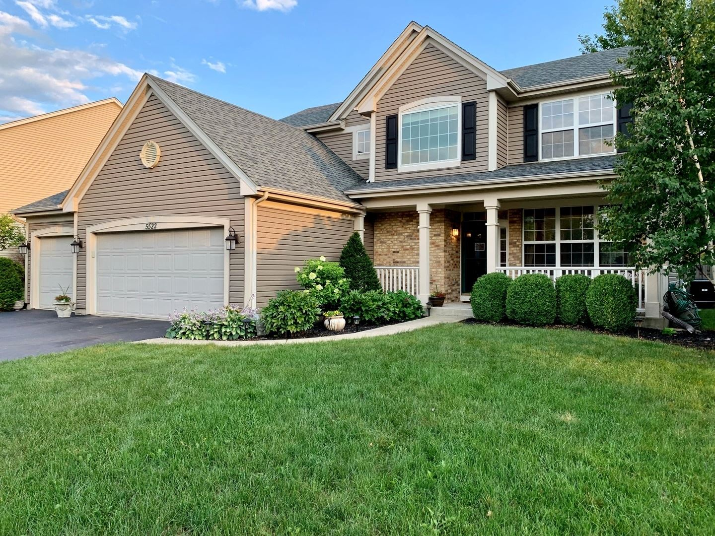 5522 Savoy Drive, Lake in the Hills, IL 60156 - #: 11175500