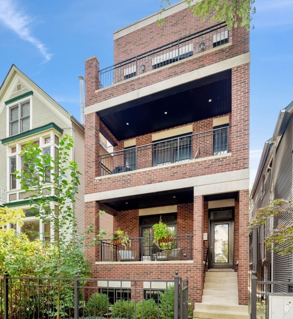 843 W Lill Avenue #1, Chicago, IL 60614 - #: 11249500