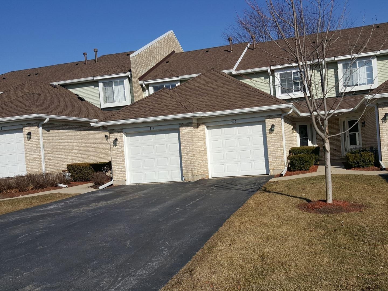 416 Lakeview Circle, Bolingbrook, IL 60440 - #: 10708501