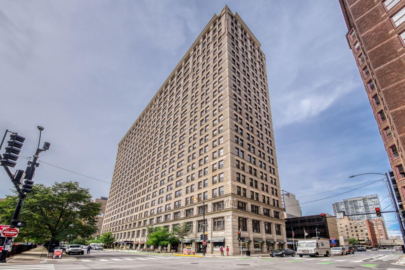 600 S Dearborn Street #504, Chicago, IL 60605 - #: 11189501