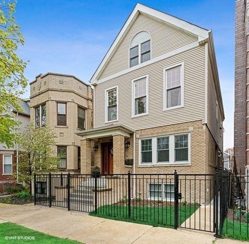 Photo of 3423 N OAKLEY Avenue, Chicago, IL 60618 (MLS # 11002502)