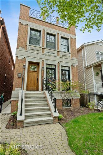 Photo of 1848 W BYRON Street, Chicago, IL 60613 (MLS # 11063503)