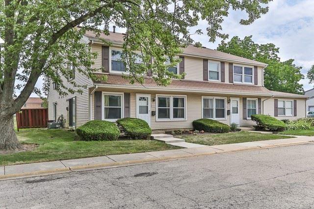 1777 Queensbury Circle #5782, Hoffman Estates, IL 60169 - MLS#: 10800503