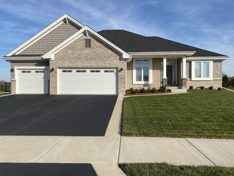 1665 Eden Place, Rockford, IL 61107 - #: 10945503