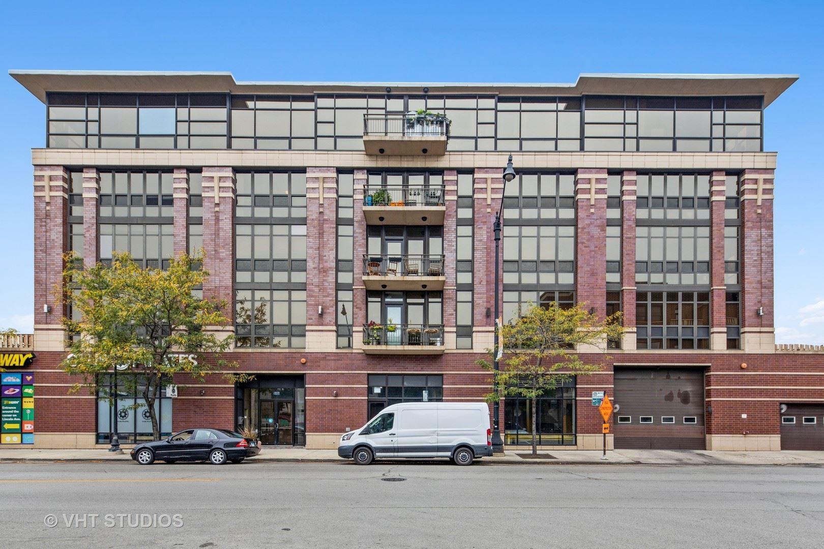 4020 N Damen Avenue #407, Chicago, IL 60618 - #: 11241503
