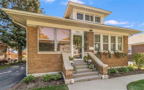 Photo of 506 Cowles Avenue, Joliet, IL 60435 (MLS # 11129504)