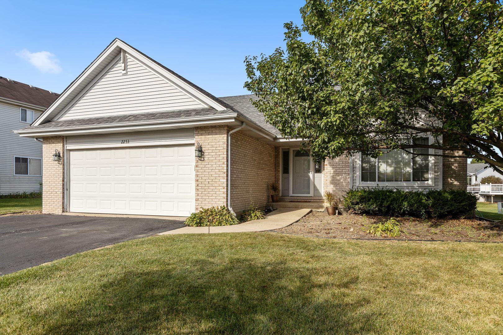 2253 Foxwood Drive, New Lenox, IL 60451 - #: 11230504