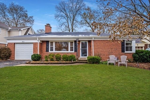 311 N Dryden Place, Arlington Heights, IL 60004 - #: 10618505