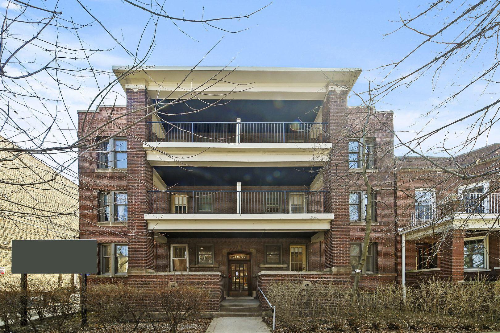 1415 W Rascher Avenue #101, Chicago, IL 60640 - #: 10657505