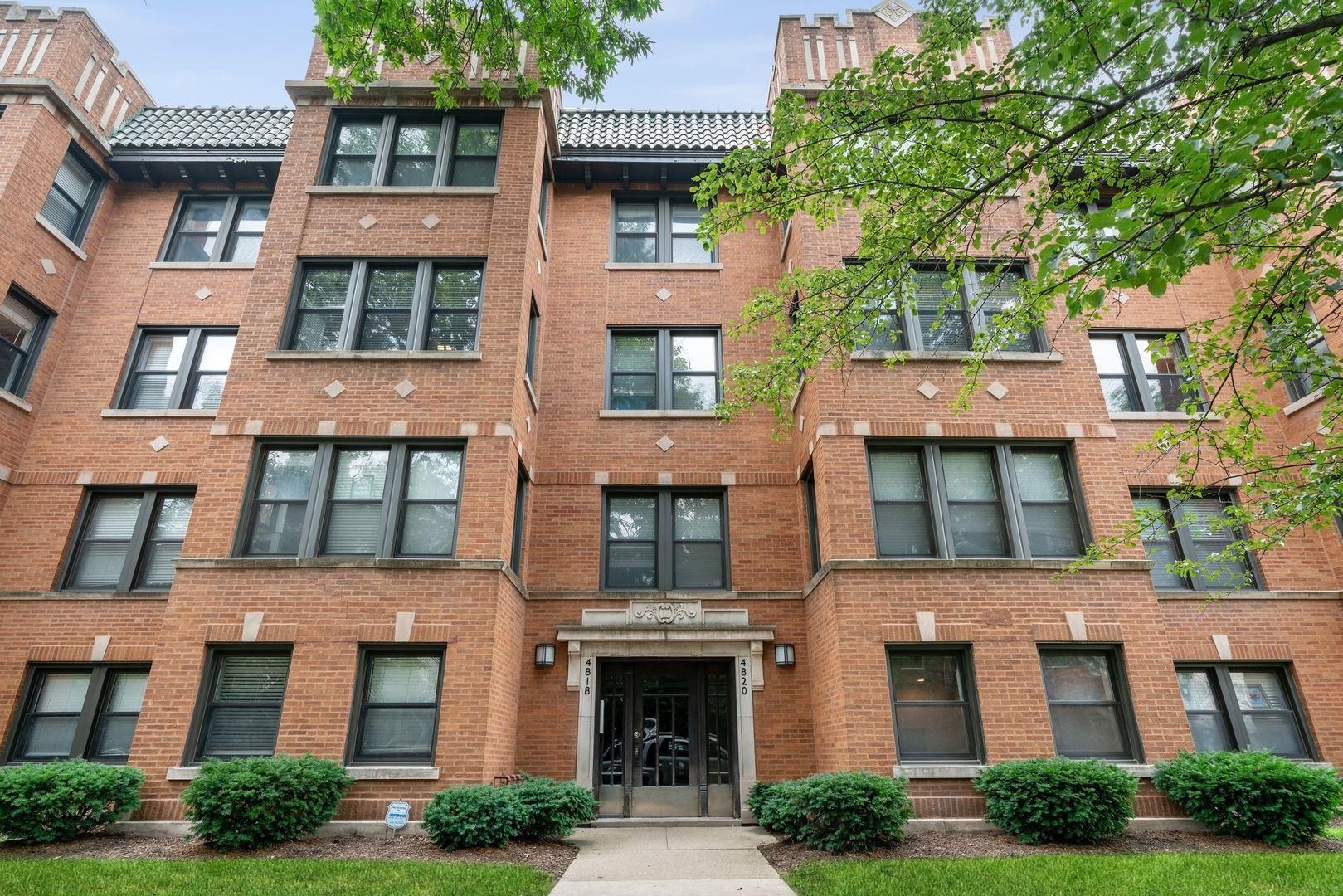 4820 N Hoyne Avenue #1, Chicago, IL 60625 - #: 11241505