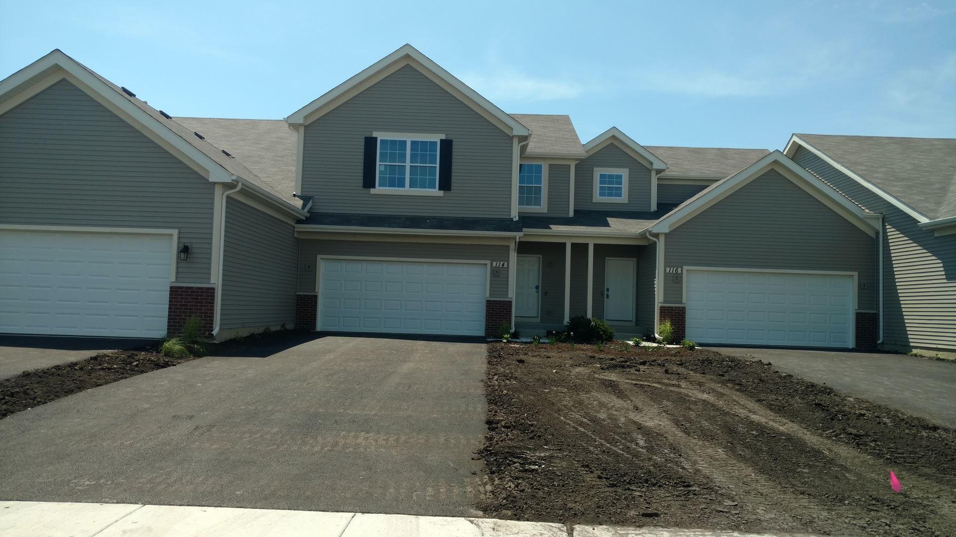 114 Dorset Avenue, Oswego, IL 60543 - #: 10701506