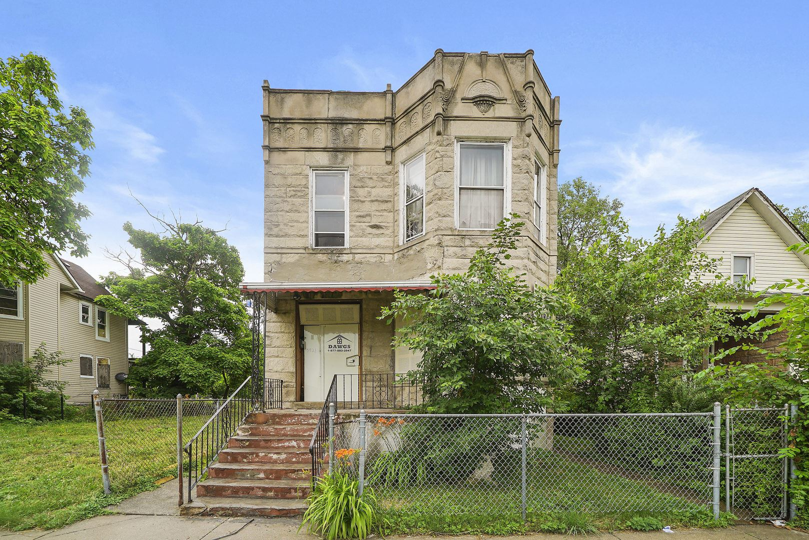 5921 S Morgan Street, Chicago, IL 60636 - #: 10762506