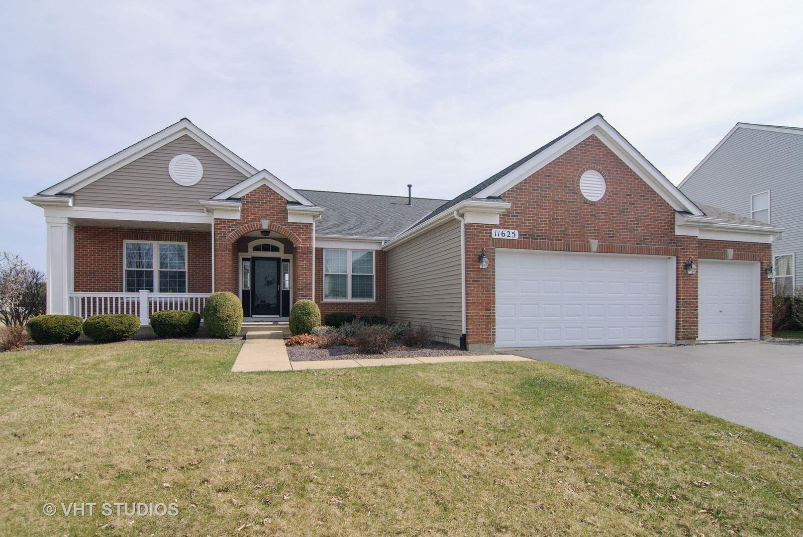 11625 Heritage Meadows Drive, Plainfield, IL 60585 - #: 10666507