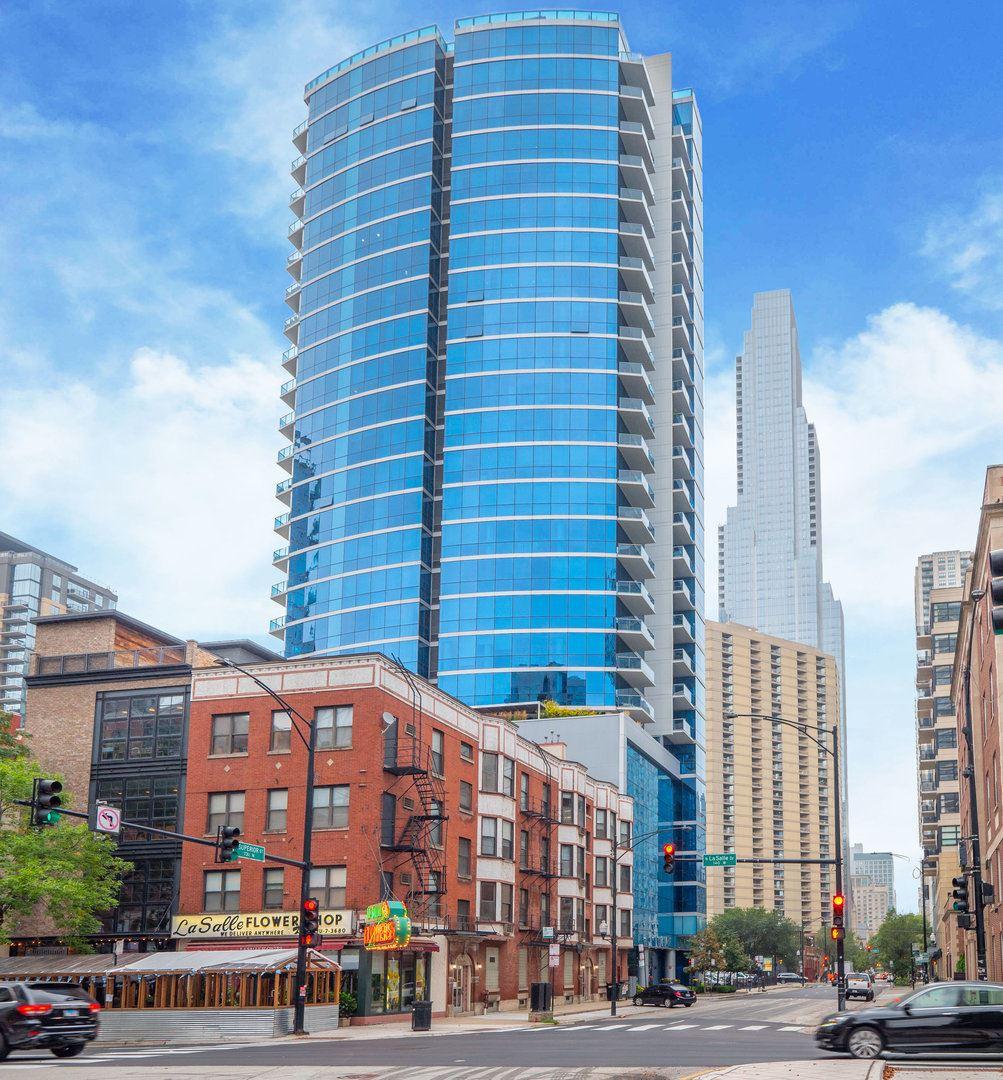 110 W Superior Street #1702, Chicago, IL 60654 - #: 11237507