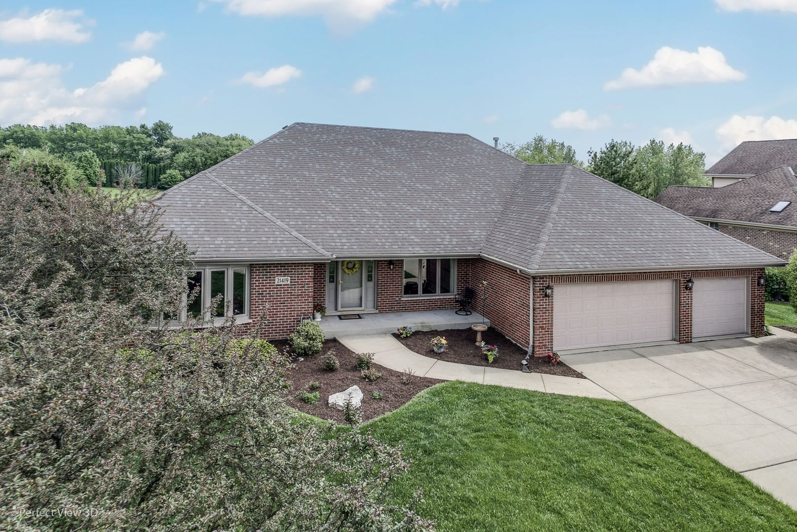 21419 Brittany Drive, Frankfort, IL 60423 - #: 10720508