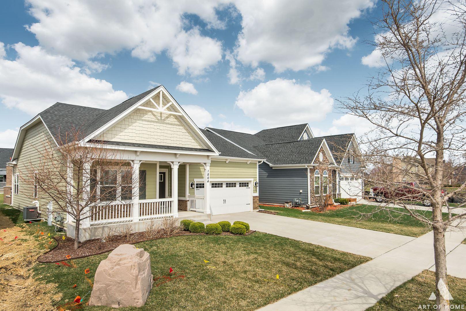 Photo of 1804 Peyton Terrace, Shorewood, IL 60404 (MLS # 11043508)