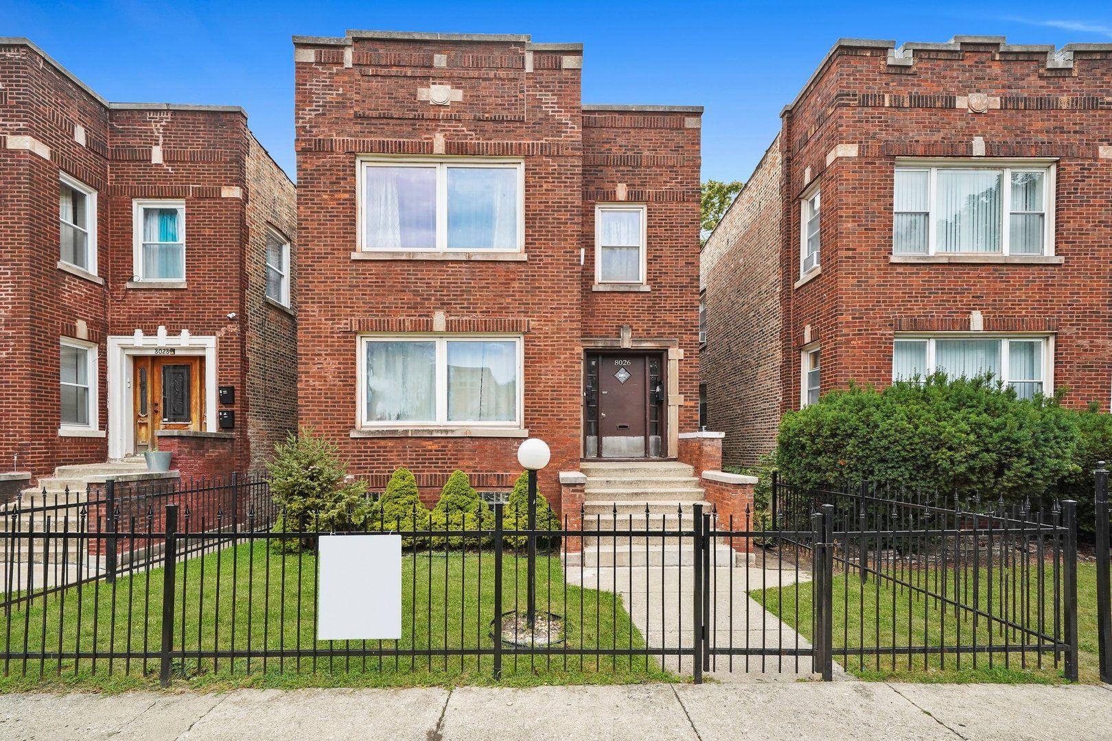 8026 S Dobson Avenue, Chicago, IL 60619 - #: 11213508