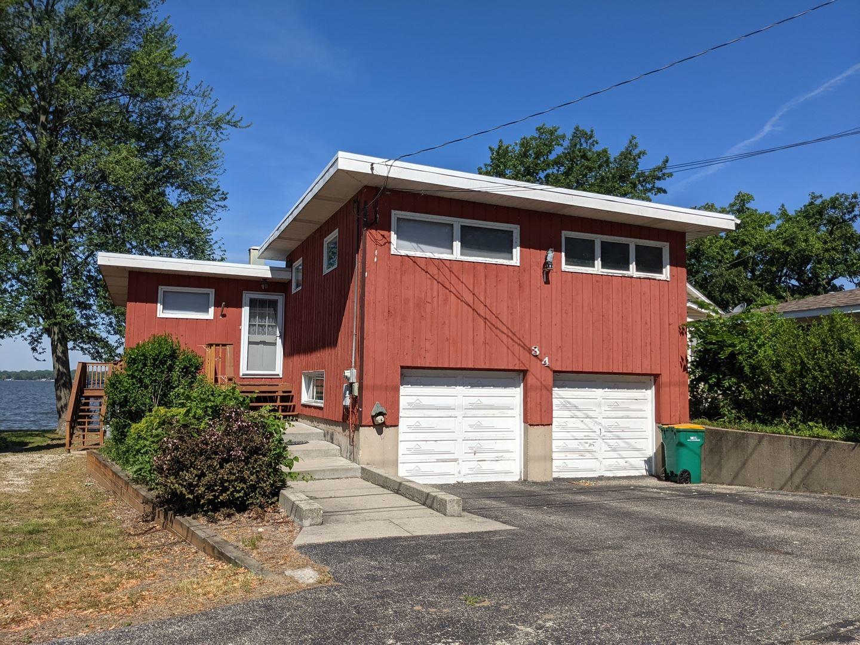 34 S Pistakee Lake Road, Fox Lake, IL 60020 - #: 11238508