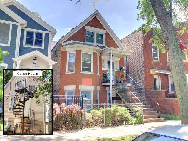 2919 N Seeley Avenue, Chicago, IL 60618 - #: 10500509