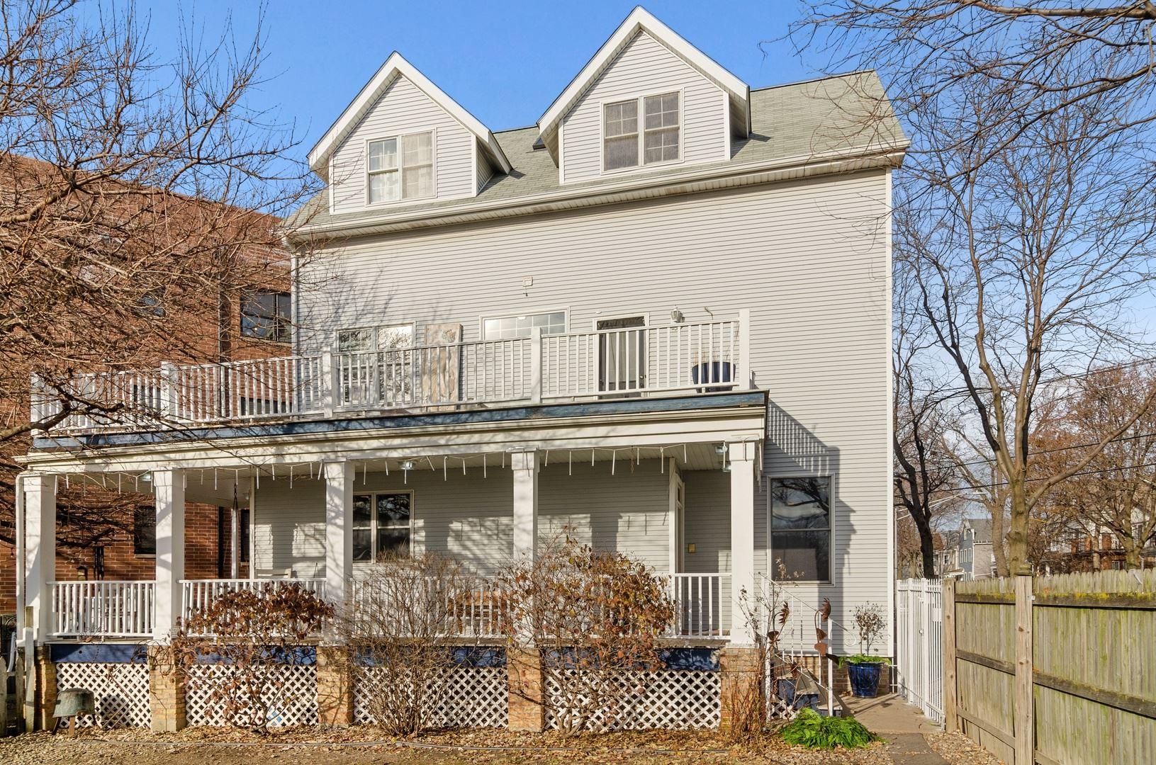 3016 N Leavitt Street, Chicago, IL 60618 - #: 10652509