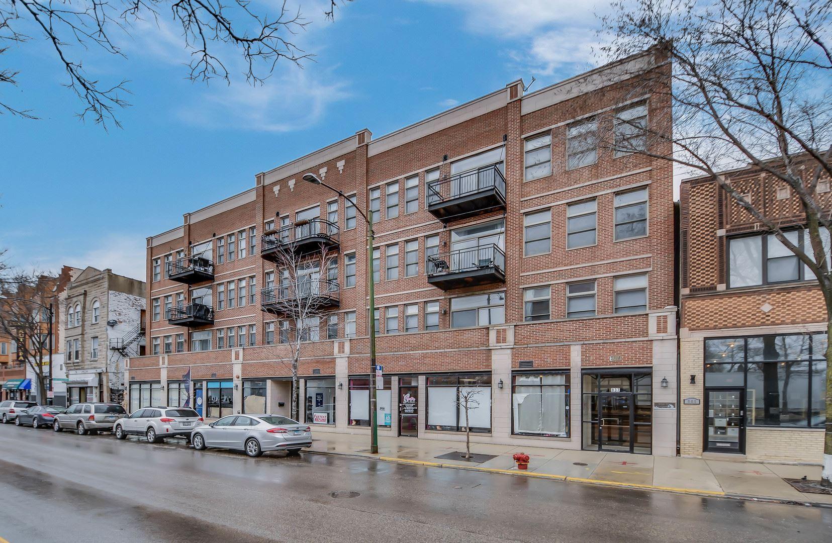 837 S WESTERN Avenue #202, Chicago, IL 60612 - #: 10662509